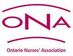 安大略省护士协会敦促总理福特重视护士和医疗保健专业人士