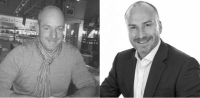 Ben White, Left; Tim Bailey, Right (PRNewsfoto/1PS)