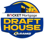 Los Angeles Rams Are On The Clock at The Rocket Mortgage Draft...