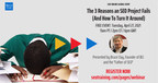 Bruce Clay to Host 'The 3 Reasons an SEO Project Fails' Live Webinar