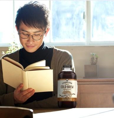 Courtesy of Chameleon Organic Coffee®