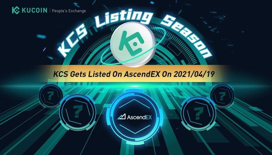 KCS Gets Listed on AscendEX
