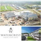 Watercrest Myrtle Beach Assisted Living and Memory Care Advances Construction