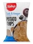 Shearer's Foods LLC Issues Allergy Alert On Undeclared Milk In Raley's Salt & Vinegar Flavored Potato Chips