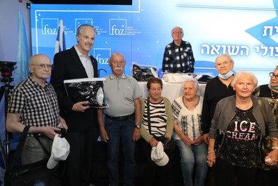 Friends of Zion Museum Launches Guesthouse in Jerusalem for Holocaust Survivors (Photo credit: Yossi Zamir)