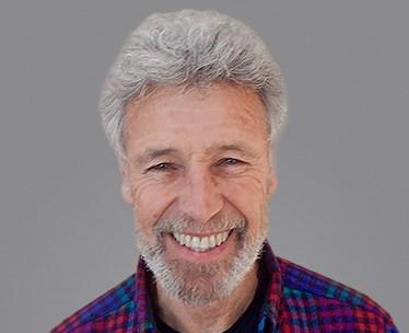 Peter Johnston, professor emeritus at the University at Albany