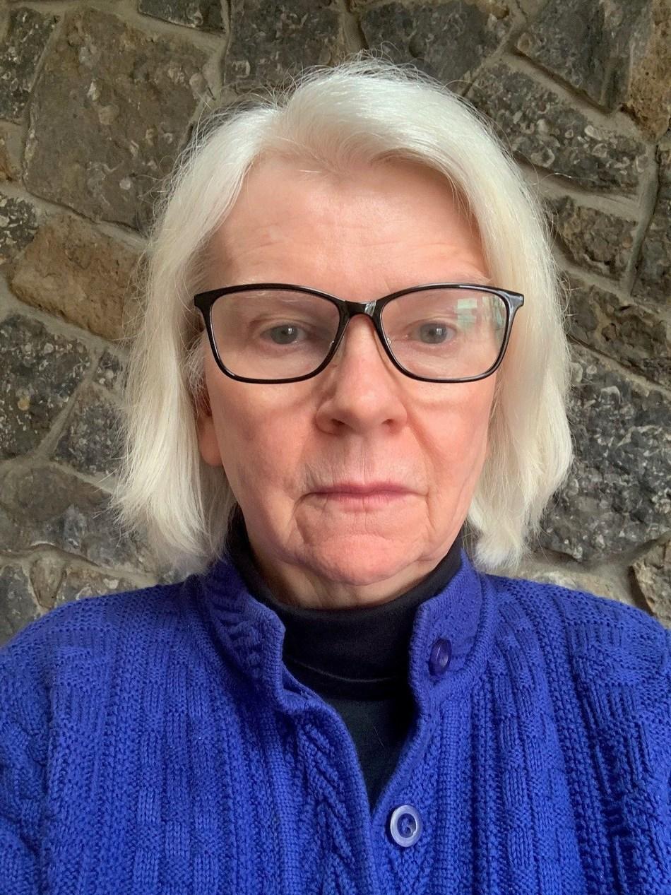 Donna Scanlon, professor emeritus at the University at Albany