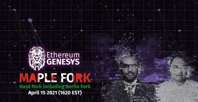 Khurram Shroff & Earl Mai - Maple Fork, Ethereum GeneSys