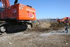 ALI挖掘集团开展竞赛工业园区膨胀的第一阶段,签订200万元