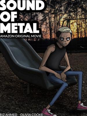 """Sound of Metal"" by Jac Castillo/Shutterstock with artist inspiration from Jamie Hewlett"