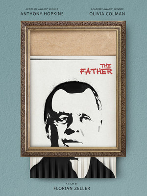 """""""The Father"""" by Zahi Haddad/Shutterstock with artist inspiration from Banksy"""