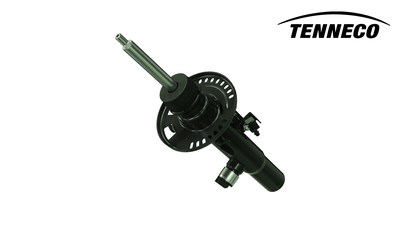 Tenneco's Monroe® Intelligent Suspension system senses and continually adapts to a dynamic operating environment via four electronically controlled dampers.