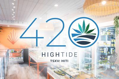 High Tide Inc. - April 20, 2021 (CNW Group/High Tide Inc.)