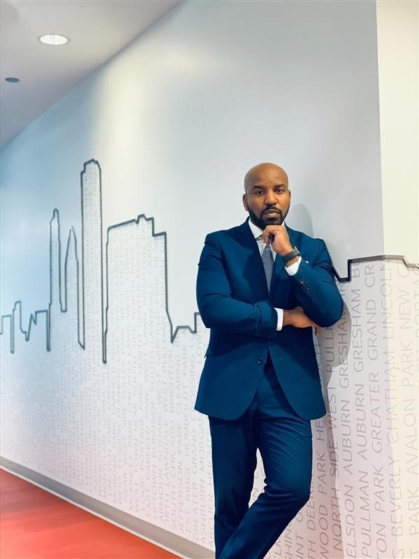 Leading the next chapter of Chicago Scholars as it enters its 25th year, Beckham plans to continue expanding its reach to ensure college education is accessible for all Chicago students.