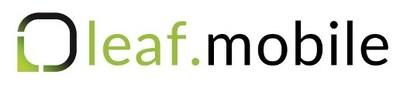 Leaf Mobile Logo (CNW Group/Leaf Mobile Inc.)