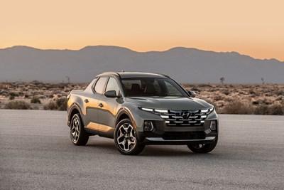 Hyundai Releases Santa Cruz World Premiere Highlight Video
