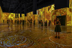 Immersive Van Gogh And Designer David Korins (Hamilton) Join Forces To Create The Largest And Most Elaborate Iteration Of The Exhibit