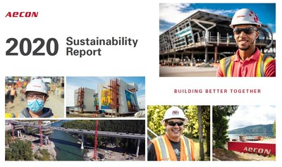 Aecon - 2020 Sustainability Report (CNW Group/Aecon Group Inc.)