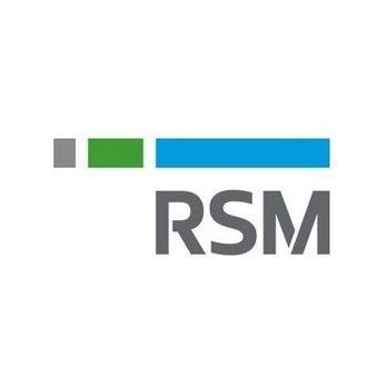 RSM Canada Logo (CNW Group/RSM Canada)