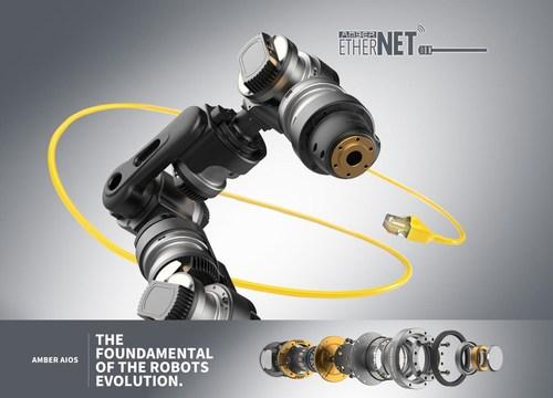 Amber B1 robot arm