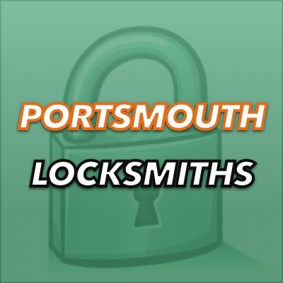 Portsmouth Locksmiths logo (PRNewsfoto/PortsmouthLocksmiths.uk)