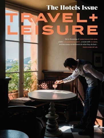 Travel + Leisure, May 2021