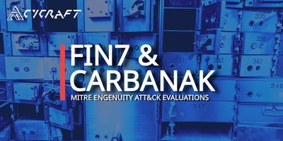CyCraft AIR Tested Against Latest Adversary Threat Emulations Including FIN7 and Carbanak