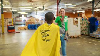 Kroger Celebrates Zero Hunger | Zero Waste Momentum in 2020