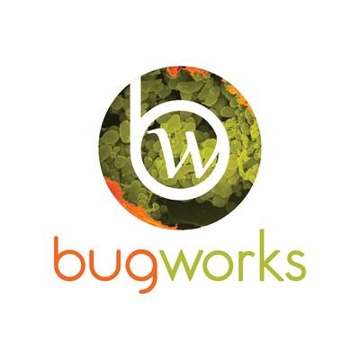 Bugworks Logo (PRNewsfoto/Bugworks Research, Inc.)