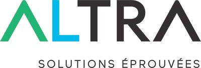ALTRA - logo (Groupe CNW/Logistec Corporation - Communications)