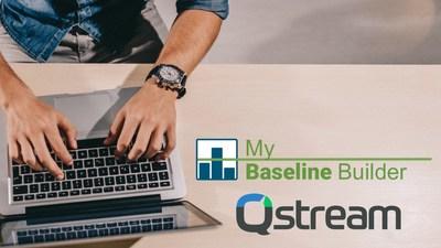 Qstream Establishes Strategic Partnership with My Baseline Builder