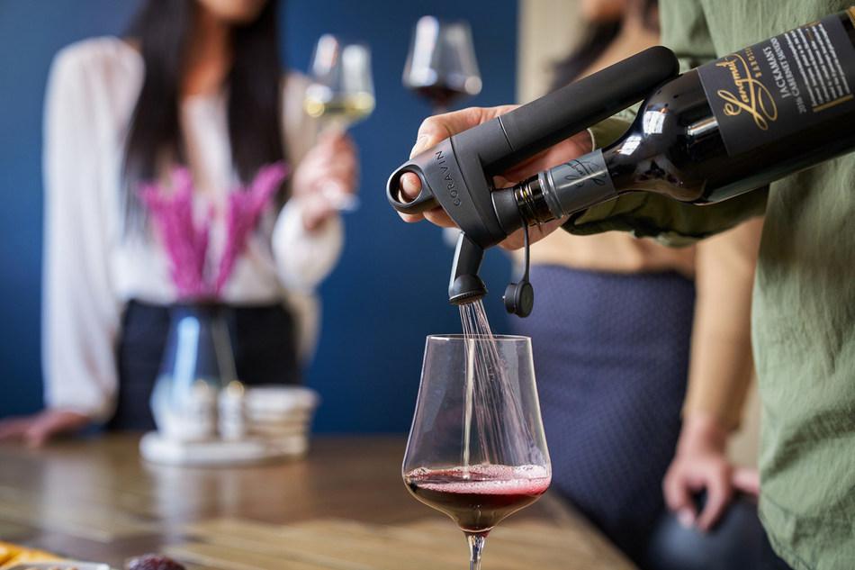 Coravin枢轴+葡萄酒保存系统