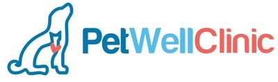 PetWellClinic Logo (PRNewsfoto/PetWell Franchisor, LLC.)