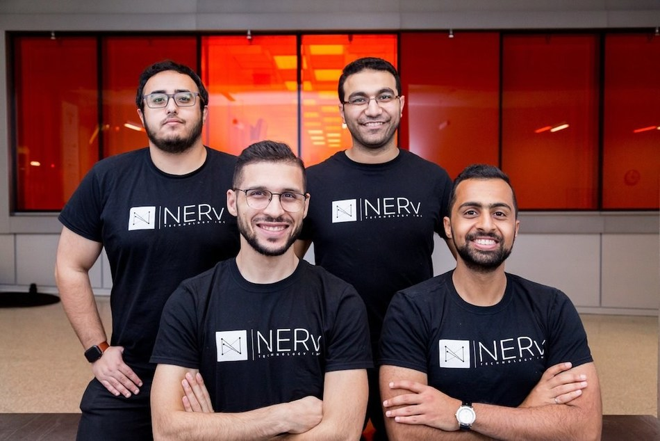 NERv Technology, a healthtech startup with a sensory platform designed to detect complications following abdominal surgeries, has closed $2.65 million USD in seed funding. (CNW Group/NERv Technology Inc.)