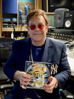 Royal Mint and Elton John announce charity auction - celebrating the artist's greatest hits