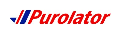 Logo : Purolator (Groupe CNW/Purolator Inc.)