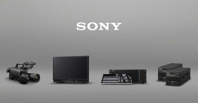 Sony Professional is offering new media products, solutions and upgrades targeted towards IP, cloud and imaging