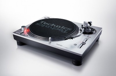 Technics SL-1200MK7-S Direct Drive Turntable