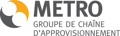 Metro Supply Chain Group (CNW Group/Metro Supply Chain Group) (Groupe CNW/Metro Groupe de chaîne d'approvisionnement)