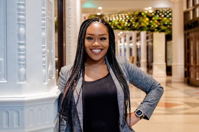 Janna Westbrook of Provider Pool is named a 2021 Founders of Color Showcase finalist.