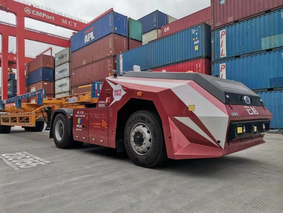 China Merchants Port is deploying Uhnder digital perception radar in a fleet of autonomous trucks operating at its smart port in Shenzhen to enable efficient and safe operation, even in extremely challenging conditions due to rain, fog, or dust.