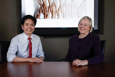 Drs. Song Yao, left, and Christine Ambrosone from Roswell Park are leading a collaborative study with Wilmot Cancer Institute to better understand how Black and white individuals respond to cancer immunotherapy.
