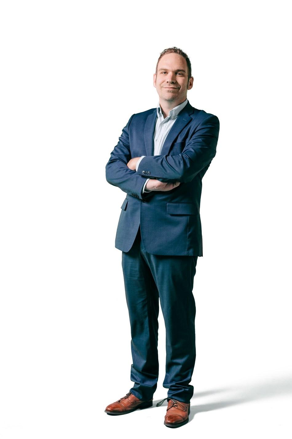 Sébastien Pierroz devient Producteur Contenus Communautés Francophones, ONFR+ et orchestrera la franchise d'actualité, culture et société franco-ontarienne de TFO (Groupe CNW/Groupe Média TFO)