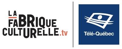 Logo de la Fabrique culturelle (Groupe CNW/Conseil des arts et des lettres du Québec)