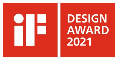 Poly wins the coveted iF Design Award for the Poly Studio P15.