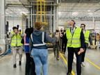 Electrolux Announces $300,000 Gift to Anderson University During...
