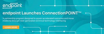 A endpoint lança o programa ConnectionPOINT