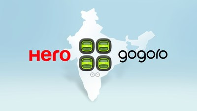 HERO MOTOCORP AND GOGORO ANNOUNCE STRATEGIC PARTNERSHIP TO ACCELERATE THE SHIFT TO ELEC-TRIC TRANSPORTATION IN INDIA