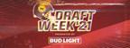 Washington Football Team Announces Draft Week '21 Live at FedExField Presented by Bud Light
