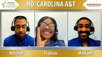 North Carolina A&T State University Wins Honda Campus All-Star Challenge, the Premier HBCU Academic Competition